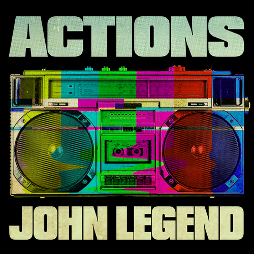 John Legend - Actions 앨범이미지