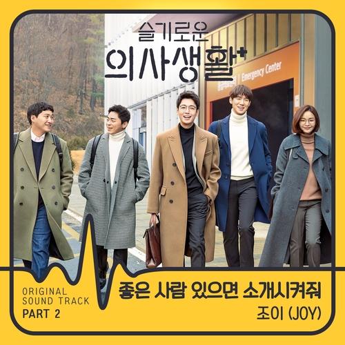 조이 (JOY) - 슬기로운 의사생활 OST Part 2 앨범이미지