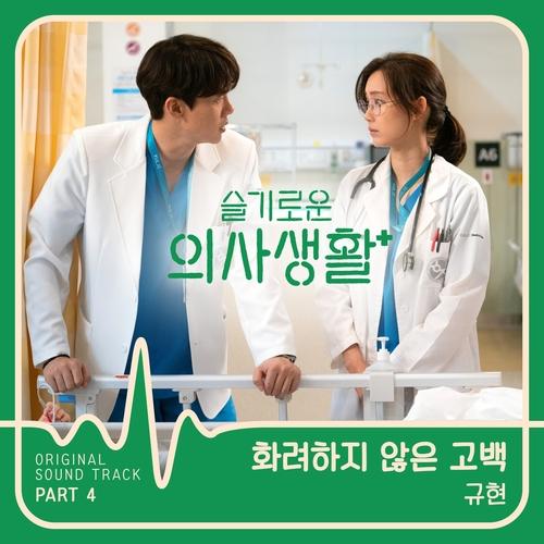 규현 (KYUHYUN) - 슬기로운 의사생활 OST Part 4 앨범이미지