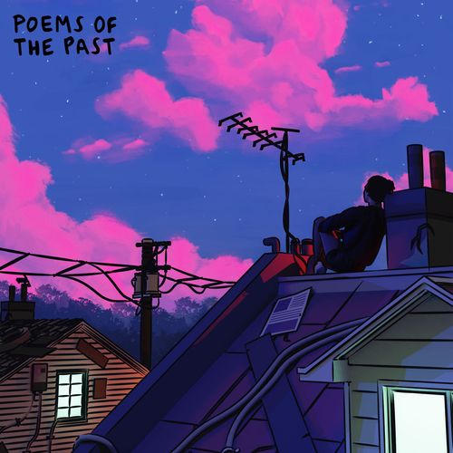 Powfu - poems of the past 앨범이미지