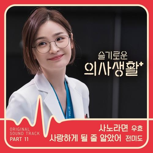 전미도 - 슬기로운 의사생활 OST Part 11 앨범이미지