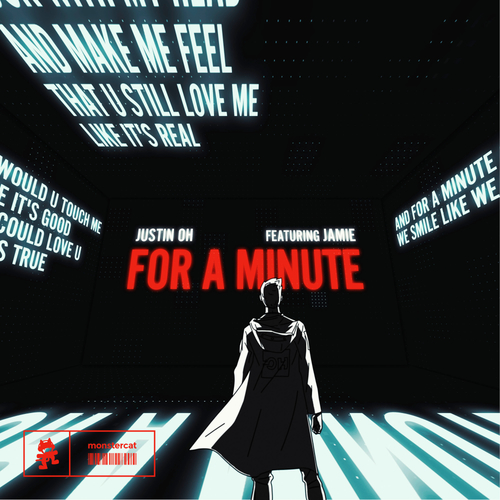 Justin OH - For a Minute 앨범이미지