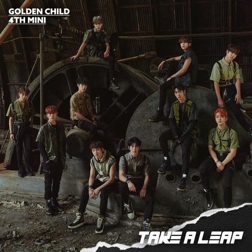 골든차일드 - Golden Child 4th Mini Album [Take A Leap] 앨범이미지