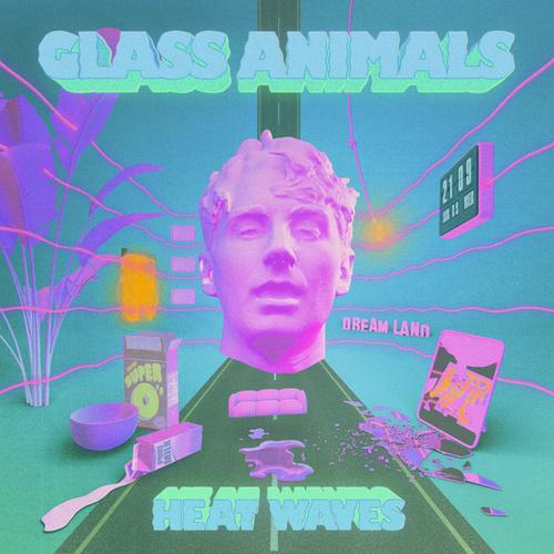 Glass Animals - Heat Waves 앨범이미지
