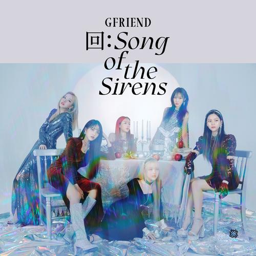 여자친구 (GFRIEND) - 回:Song of the Sirens 앨범이미지