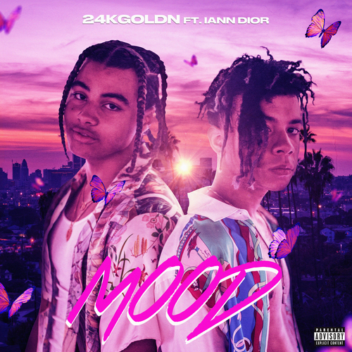 24KGoldn - Mood(Feat. Iann Dior) 앨범이미지