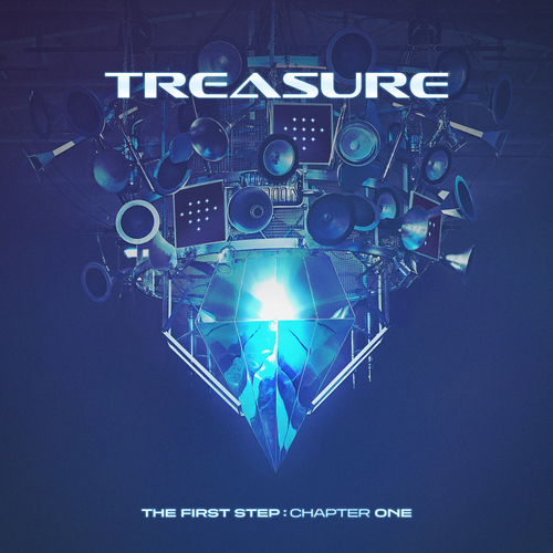 TREASURE (트레저) - THE FIRST STEP : CHAPTER ONE 앨범이미지