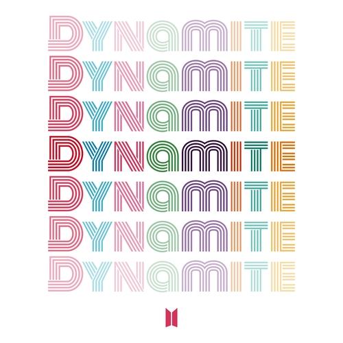방탄소년단 - Dynamite (DayTime Version) 앨범이미지