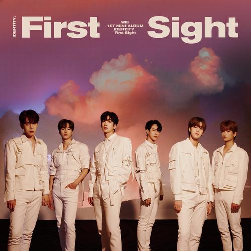 위아이 (WEi) - IDENTITY : First Sight 앨범이미지