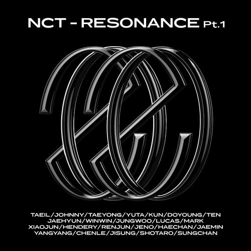 NCT U - NCT RESONANCE Pt. 1 - The 2nd Album 앨범이미지