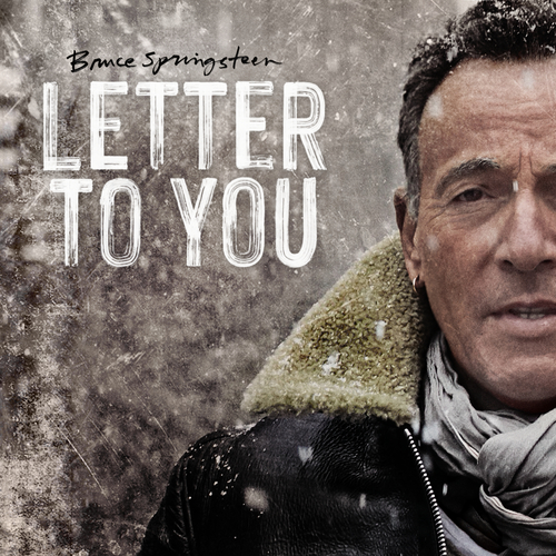 Bruce Springsteen - Letter To You 앨범이미지