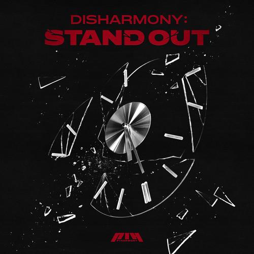 P1Harmony - DISHARMONY : STAND OUT 앨범이미지