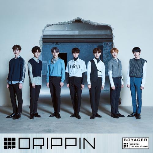DRIPPIN (드리핀) - DRIPPIN(드리핀) 1st Mini Album [Boyager] 앨범이미지