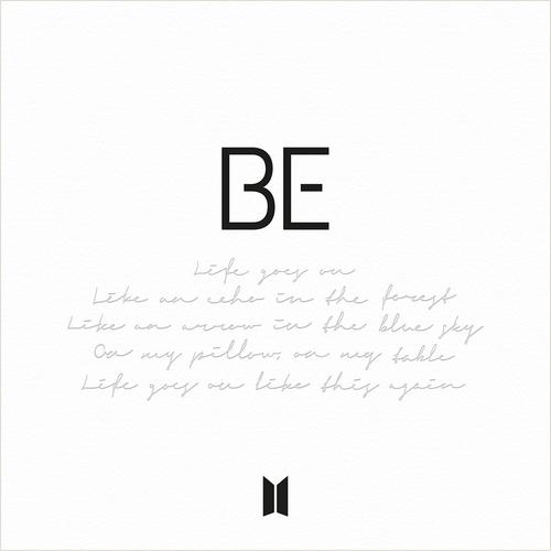 방탄소년단 - BE 앨범이미지