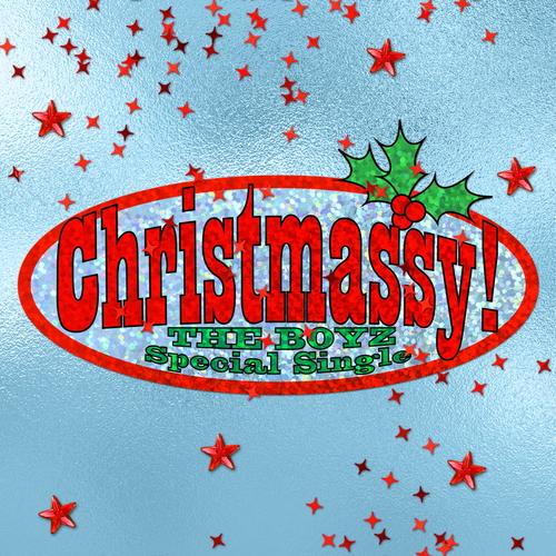 더보이즈 (THE BOYZ) - THE BOYZ Special Single 'Christmassy!' 앨범이미지