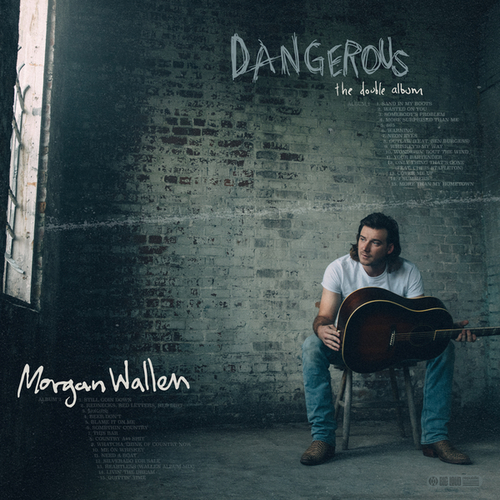 Morgan Wallen - Dangerous: The Double Album 앨범이미지