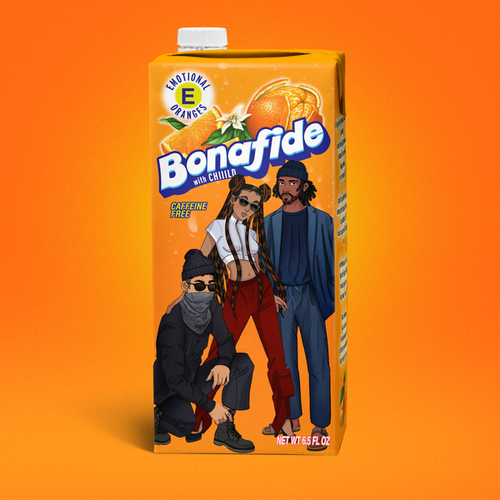 Emotional Oranges - Bonafide 앨범이미지