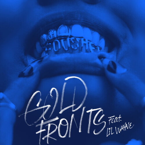 Foushee - gold fronts (Feat. Lil Wayne) 앨범이미지