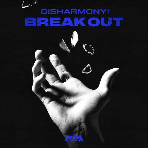 P1Harmony - DISHARMONY : BREAK OUT 앨범이미지